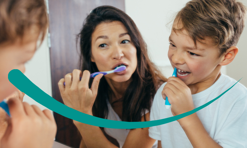 dental care tips for your family at home